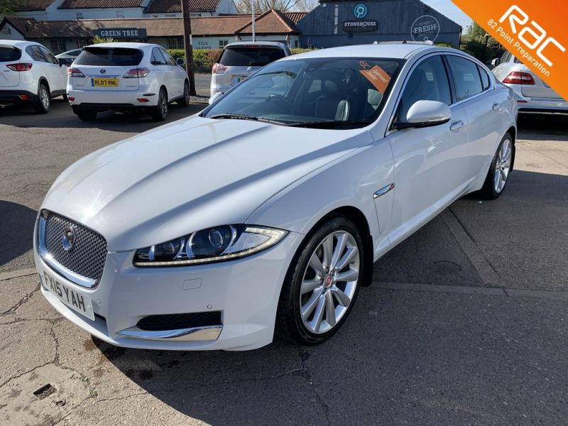 Used JAGUAR XF in Hatfield, South Yorkshire for sale