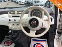FIAT 500 LOUNGE - FULL SERVICE HISTORY - 377 - 10