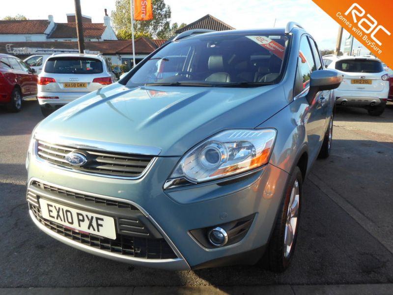 Used FORD KUGA in Hatfield, South Yorkshire for sale