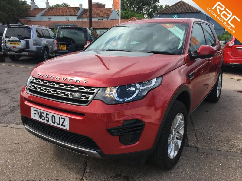 Used LAND ROVER DISCOVERY SPORT in Hatfield, South Yorkshire for sale