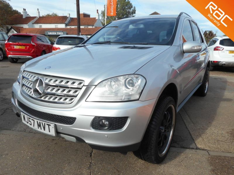 Used MERCEDES M-CLASS -LOW MILEAGE in Hatfield, South Yorkshire for sale
