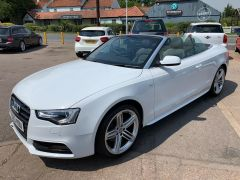 AUDI A5 TDI S LINE SPECIAL EDITION START/STOP - FULL SERVICE HISTORY -  - 814 - 1