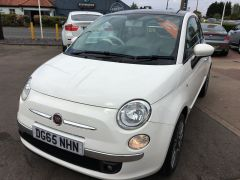 FIAT 500 LOUNGE - FULL SERVICE HISTORY - 377 - 1