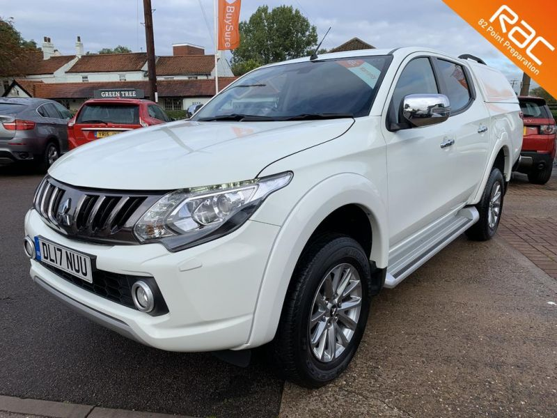 Used MITSUBISHI L200 in Hatfield, South Yorkshire for sale