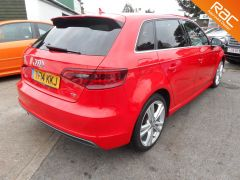AUDI A3 TDI S LINE - GREAT SPEC - ONE OWNER ONLY - 178 - 5