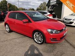 VOLKSWAGEN GOLF GT EDITION TDI BLUEMOTION TECHNOLOGY - LOW MILEAGE  -  - 909 - 2