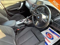 BMW 1 SERIES 120D M SPORT - AUTO- LOW MILEAGE - OUTSTANDING CONDITION -  - 638 - 12