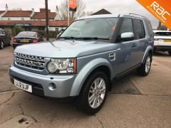 LAND ROVER DISCOVERY 4 SDV6 XS - FULL LEATHER - NAV - 7 SEATS - 1069 - 1