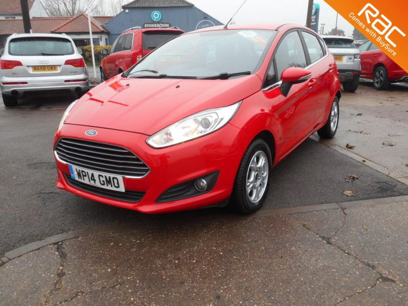 Used FORD FIESTA in Hatfield, South Yorkshire for sale