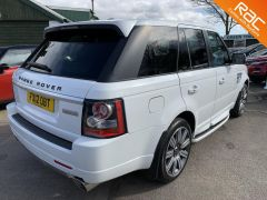 LAND ROVER RANGE ROVER SPORT SDV6 AUTOBIOGRAPHY SPORT - 739 - 6