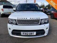 LAND ROVER RANGE ROVER SPORT SDV6 AUTOBIOGRAPHY SPORT - 739 - 2