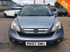 HONDA CR-V I-CTDI EX - SAT - NAV - SUNROOFS - FULL LEATHER -  - 954 - 2