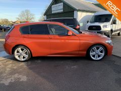 BMW 1 SERIES 120D M SPORT - AUTO- LOW MILEAGE - OUTSTANDING CONDITION -  - 638 - 5