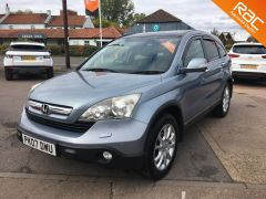 HONDA CR-V I-CTDI EX - SAT - NAV - SUNROOFS - FULL LEATHER -  - 954 - 1