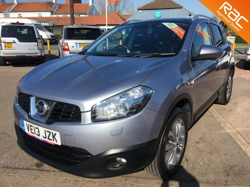 Used NISSAN QASHQAI in Hatfield, South Yorkshire for sale