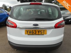 FORD S-MAX - AUTO POWERSHIFT - SEVEN SEATS -   ZETEC TDCI - FULL FORD SERVICE HISTORY - 133 - 7