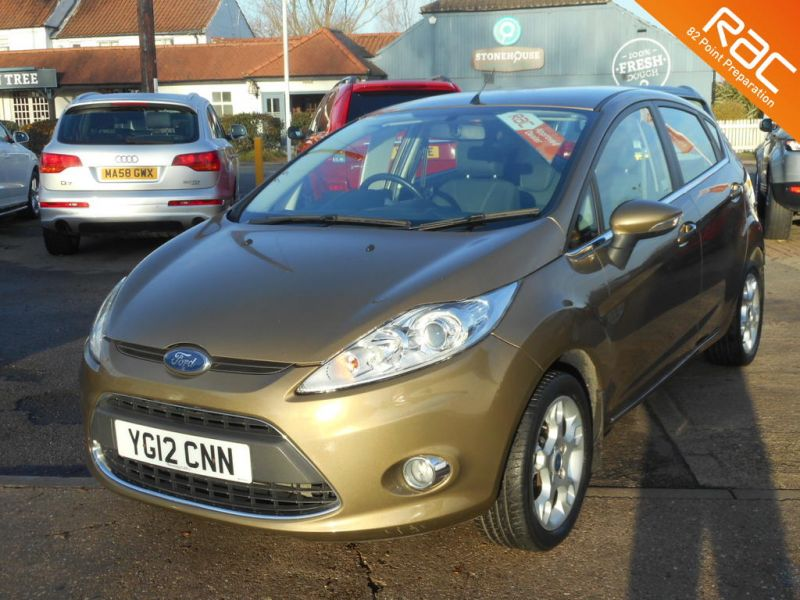 Used FORD FIESTA - AUTO  -  in Hatfield, South Yorkshire for sale
