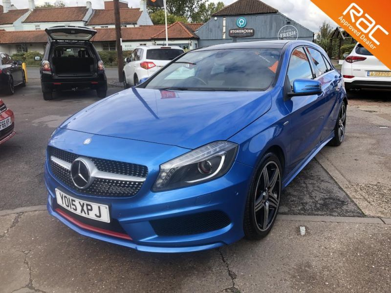 Used MERCEDES A-CLASS in Hatfield, South Yorkshire for sale