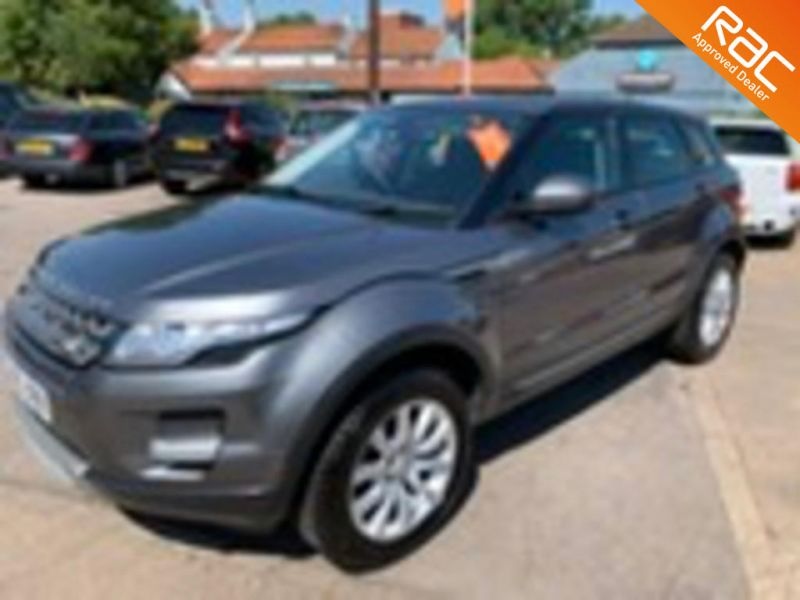 Used LAND ROVER RANGE ROVER EVOQUE in Hatfield, South Yorkshire for sale
