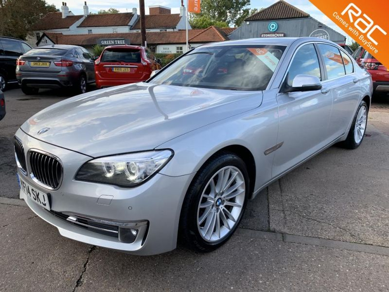 Used BMW 7 SERIES in Hatfield, South Yorkshire for sale