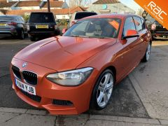 BMW 1 SERIES 120D M SPORT - AUTO- LOW MILEAGE - OUTSTANDING CONDITION -  - 638 - 1