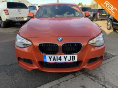 BMW 1 SERIES 120D M SPORT - AUTO- LOW MILEAGE - OUTSTANDING CONDITION -  - 638 - 2