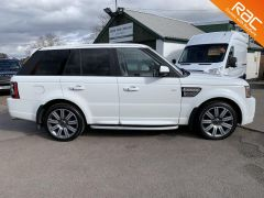 LAND ROVER RANGE ROVER SPORT SDV6 AUTOBIOGRAPHY SPORT - 739 - 5