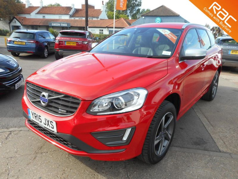 Used VOLVO XC60- FULL VOLVO SERVICE HISTORY in Hatfield, South Yorkshire for sale