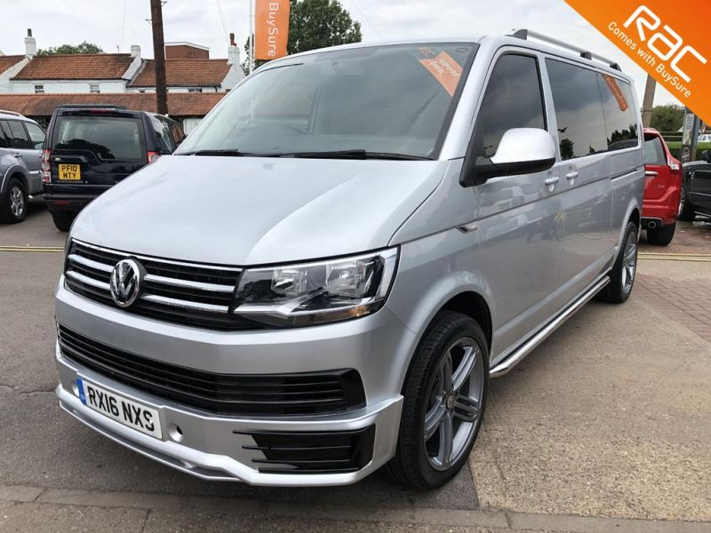 Used VOLKSWAGEN TRANSPORTER in Hatfield, South Yorkshire for sale