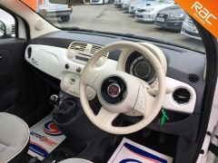 FIAT 500 LOUNGE - FULL SERVICE HISTORY - 377 - 11